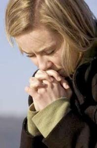 GIrl Praying2